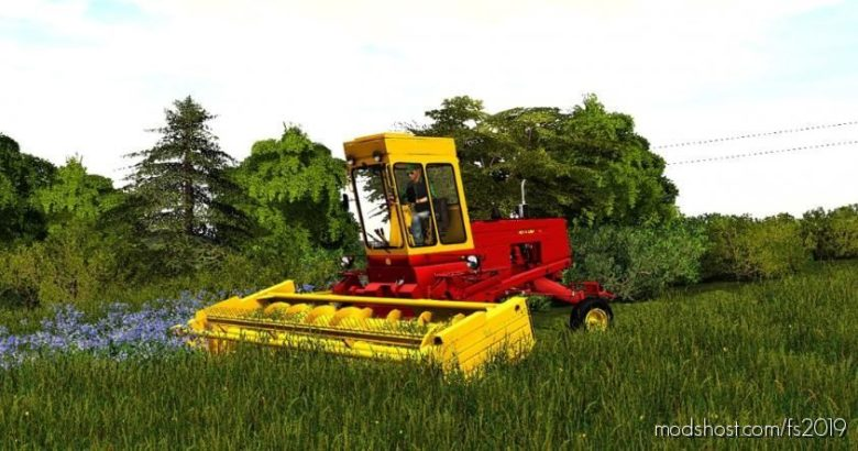NEW Holland 1116 Edit for Farming Simulator 19