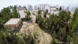 Hill Map for MudRunner