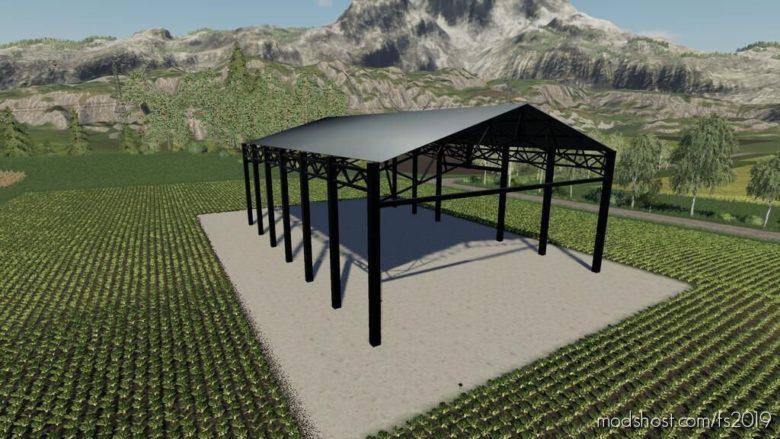 Large Shed for Farming Simulator 19