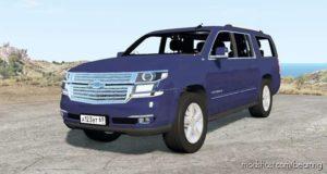 Chevrolet Suburban LTZ 2017 for BeamNG.drive