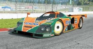 Mazda 787B 1991 for BeamNG.drive
