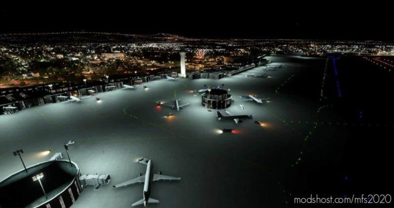 Geneva Lsgg Airport (Basic) V0.2.0 for Microsoft Flight Simulator 2020