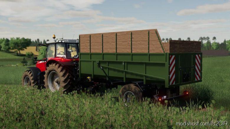Lizard NS 900 H for Farming Simulator 19