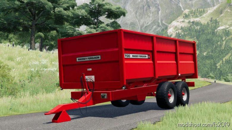 Massey Ferguson 700 for Farming Simulator 19