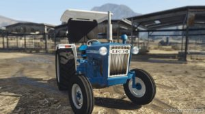 Ford 3600 Tractor for Grand Theft Auto V