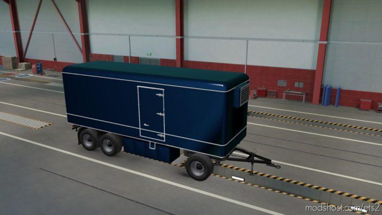 Scania 1 Series [1.39] Trailer for Euro Truck Simulator 2