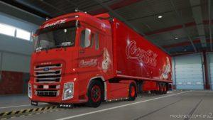 Coca-Cola Skins for Euro Truck Simulator 2