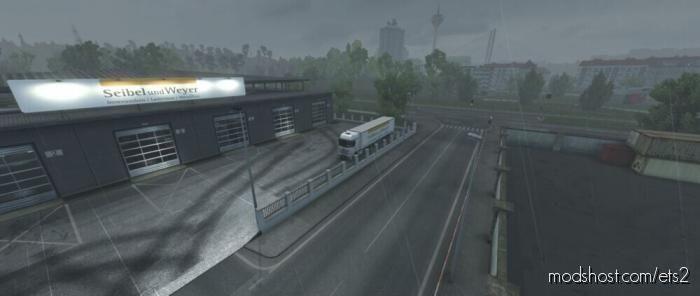 Seibel And Weyer Garage for Euro Truck Simulator 2