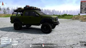 Ford Raptor Mod V10.12.20 for MudRunner