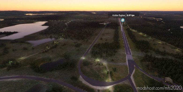 Esni Kubbe Flygbas for Microsoft Flight Simulator 2020