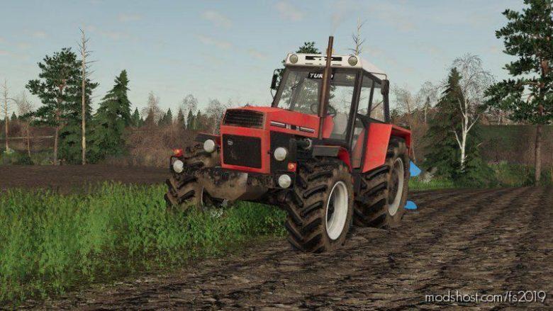 Zetor 16145 for Farming Simulator 19
