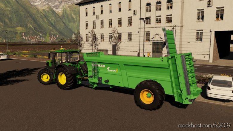 Joskin Tornado 3 for Farming Simulator 19