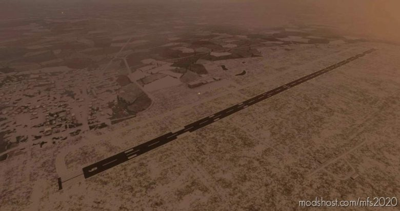 Edbn – Neubrandenburg/Trollenhagen – Germany V0.1.0 for Microsoft Flight Simulator 2020