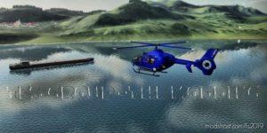 EC145 Gendarmerie V2.0 for Farming Simulator 19