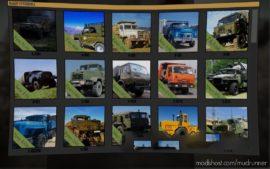 CAR Icons (Stock) V2.1 for MudRunner