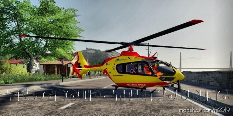 EC145 Securite Civile V2.0 for Farming Simulator 19