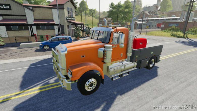 Hulk Service Truck for Farming Simulator 19