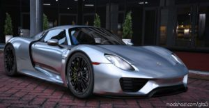 2015 Porsche 918 Spyder & Weissach KIT V2.1 for Grand Theft Auto V