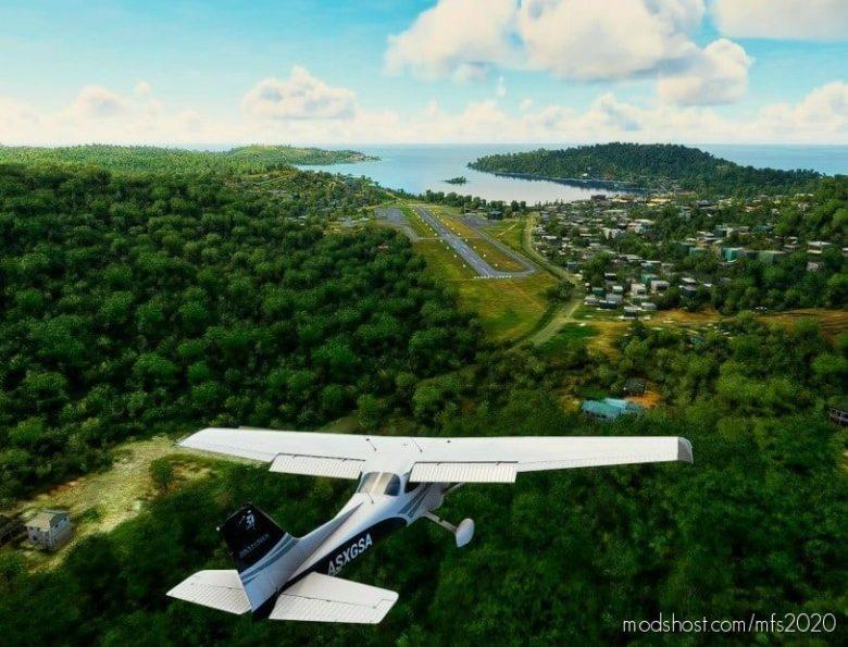 Puerto Rico Tjcp Landing Challenge for Microsoft Flight Simulator 2020