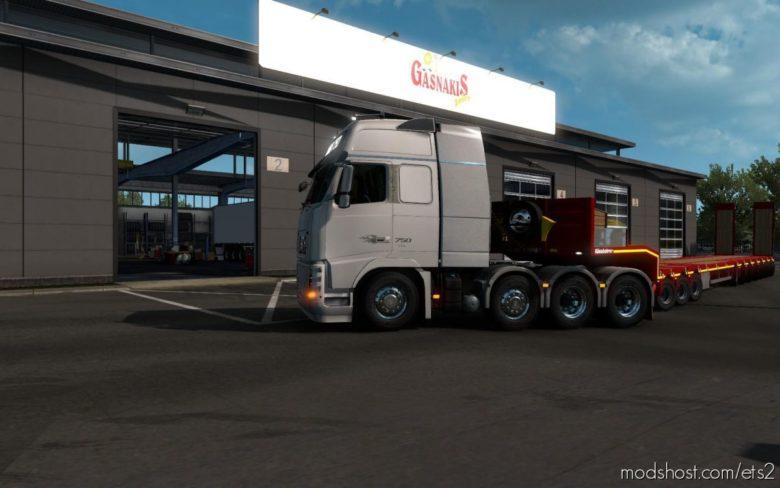 Garage Gasnakis Juice [1.39] for Euro Truck Simulator 2