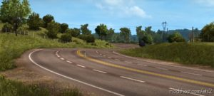 ina Map (MAPA CEIBO V1. 5) ETS2 1.39 for Euro Truck Simulator 2
