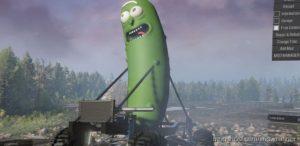 Frog's Pickle Rick Mobile (Parade Float) for SnowRunner