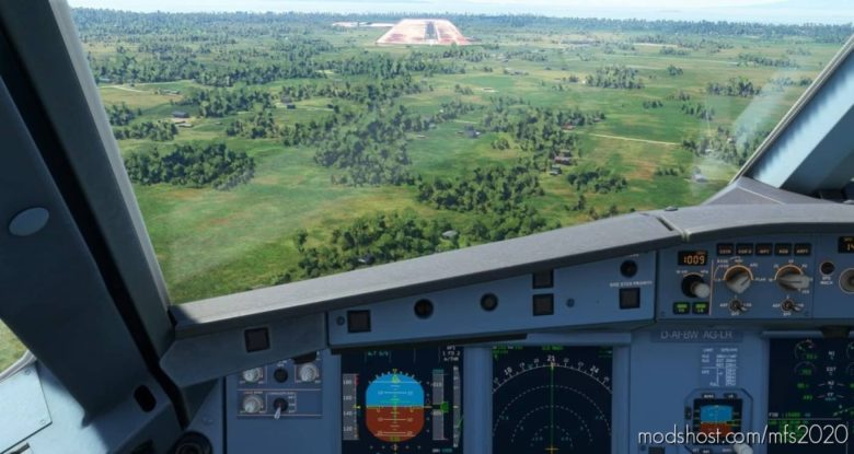 Panglao Bohol Int'L Airport, Panglao Bohol – (Rpsp) for Microsoft Flight Simulator 2020