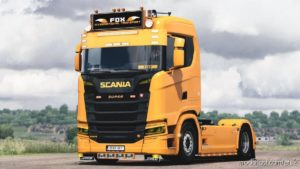 BIG Pack Tuning Scania Next GEN [1.39] for Euro Truck Simulator 2