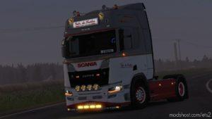 Scania Nextgen Tuning Slot Pack [1.39] for Euro Truck Simulator 2