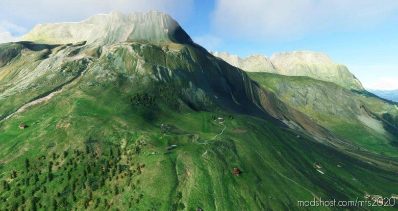 Saint-Roch Mayeres LF430 (Mont-Blanc Altisurface) for Microsoft Flight Simulator 2020