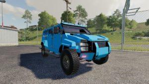 Swat Armored for Farming Simulator 19