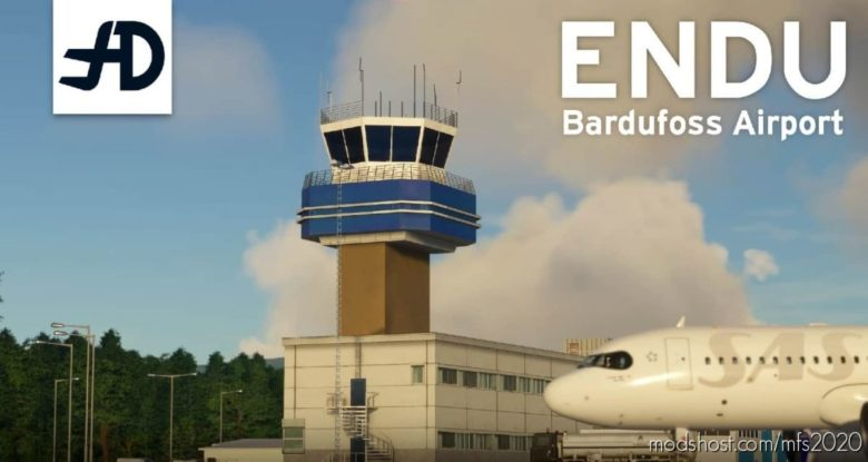 Endu – Bardufoss Airport V0.9.0 for Microsoft Flight Simulator 2020