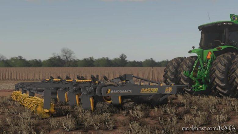 Bandeirante Raster H9 for Farming Simulator 19