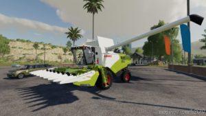 Claas Tucano for Farming Simulator 19