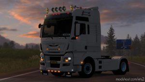 MAN TGX E6 BIG Tuning Pack [1.39] for Euro Truck Simulator 2