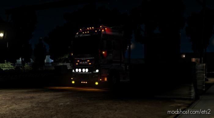 MAN E6 Tuning Pack By Matt_07Ita V1.2 for Euro Truck Simulator 2
