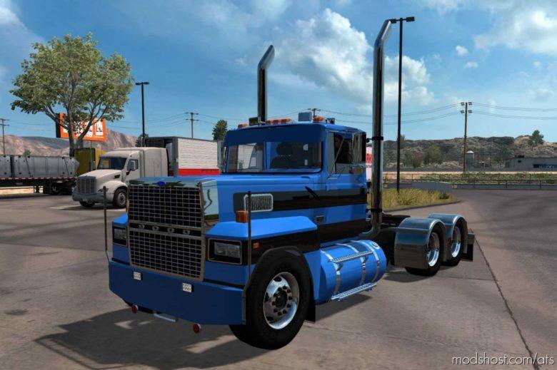 Ford LTL9000 Truck [1.39] for American Truck Simulator