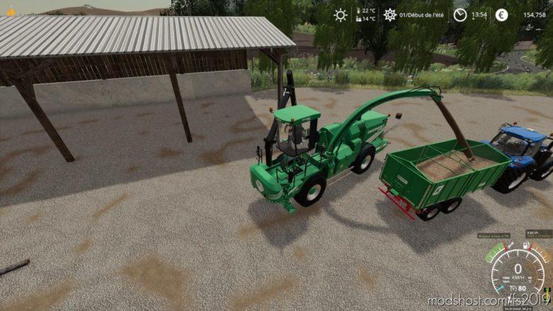 WBM Diamant 2000 for Farming Simulator 19