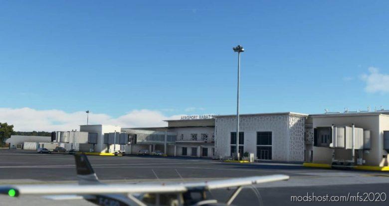 Gmme / Aéroport Rabat SALé V0.85 for Microsoft Flight Simulator 2020