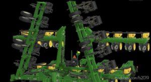 16ROW Striptill RIG Planter V2.0 for Farming Simulator 19