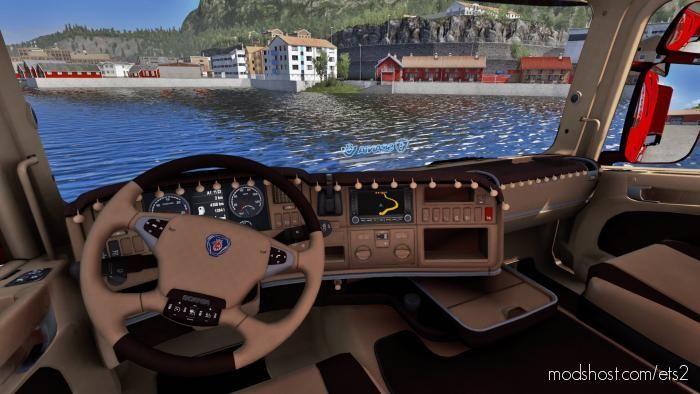 Scania R560 V8 Custom for Euro Truck Simulator 2