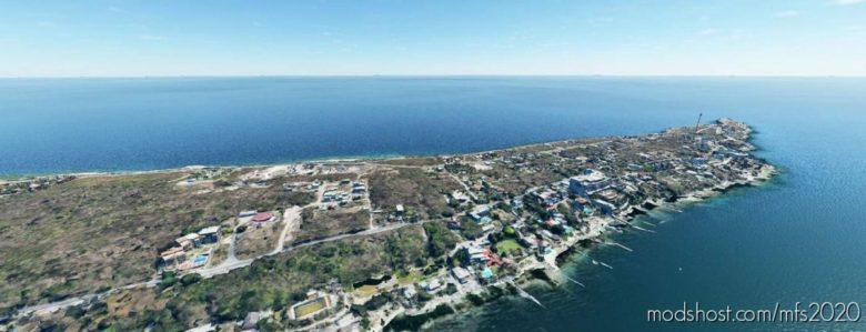 Isla Mujeres OFF The Coast Of Cancun for Microsoft Flight Simulator 2020