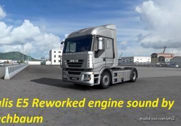 Iveco Stralis E5 Reworked Engine Sound V1.1 for Euro Truck Simulator 2