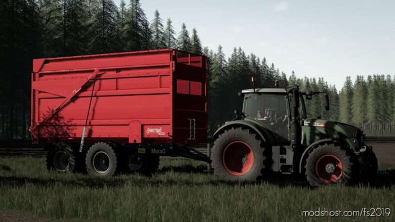 Metsjo Metaq 60 for Farming Simulator 19