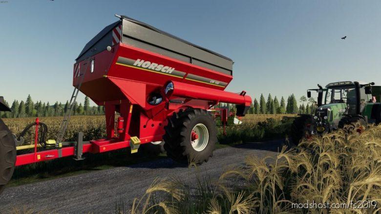 Horsch UW 160 for Farming Simulator 19
