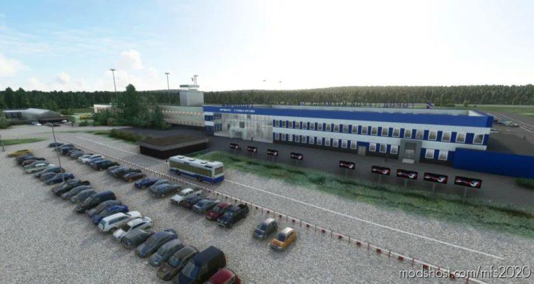 Ulmm – Murmansk for Microsoft Flight Simulator 2020