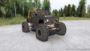 Suzuki Samurai Crawler Mod for MudRunner