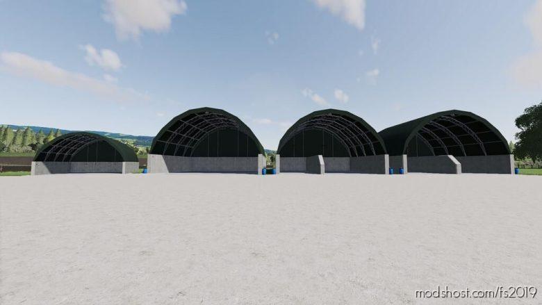 Globalcompany – Maizeplus Bulkhall for Farming Simulator 19