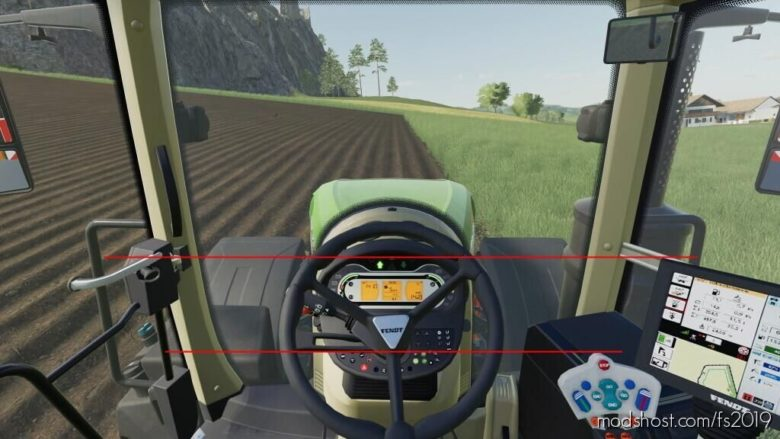 Camera Suspension for Farming Simulator 19