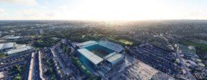 Aston Villa FC And Aston Hall for Microsoft Flight Simulator 2020